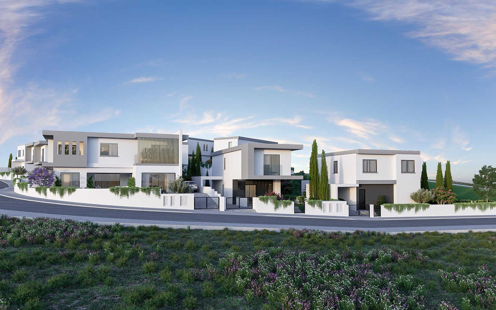 The 150 SE Project Houses 1-10-11 of Chic Investments