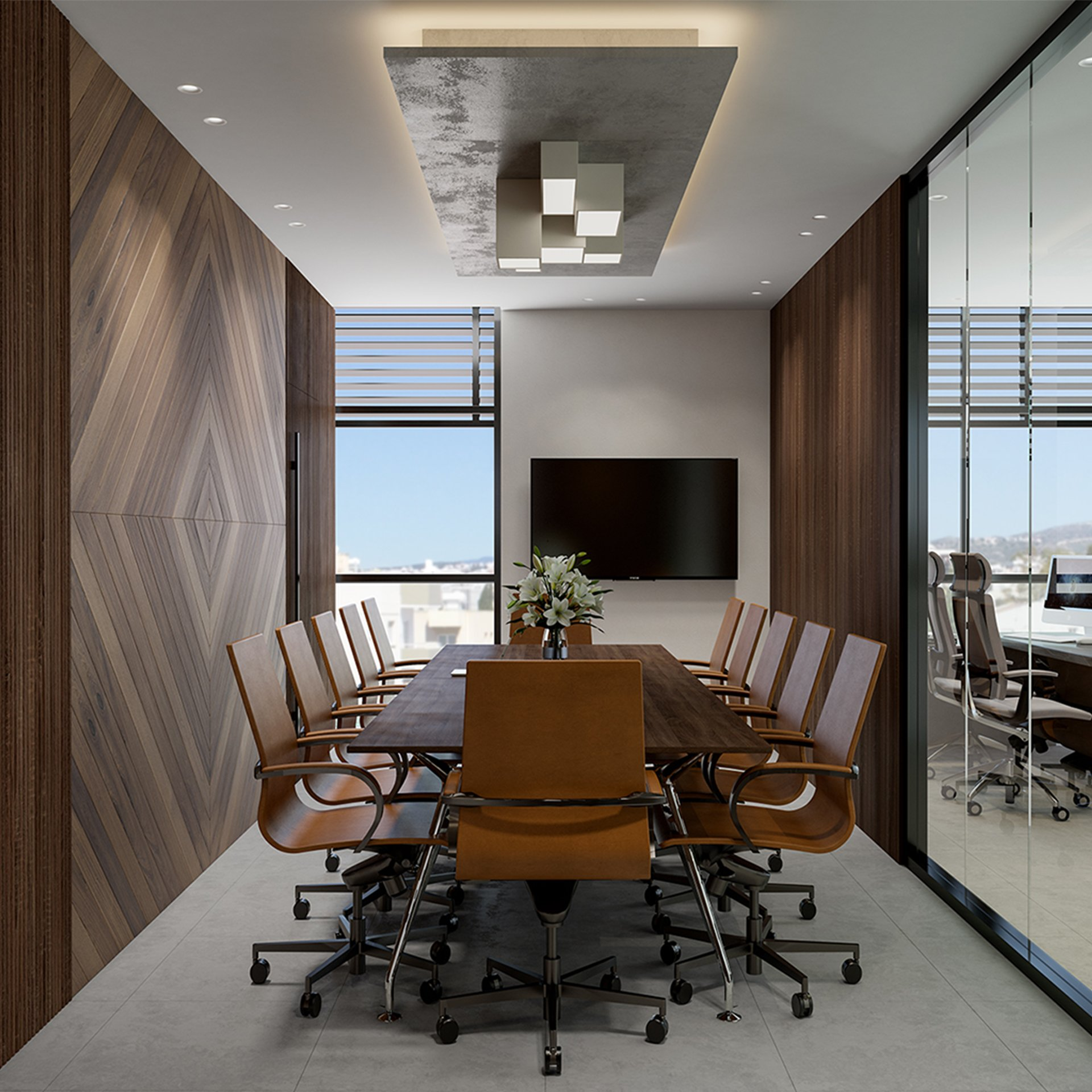 The Edge Business Centre Conference Room