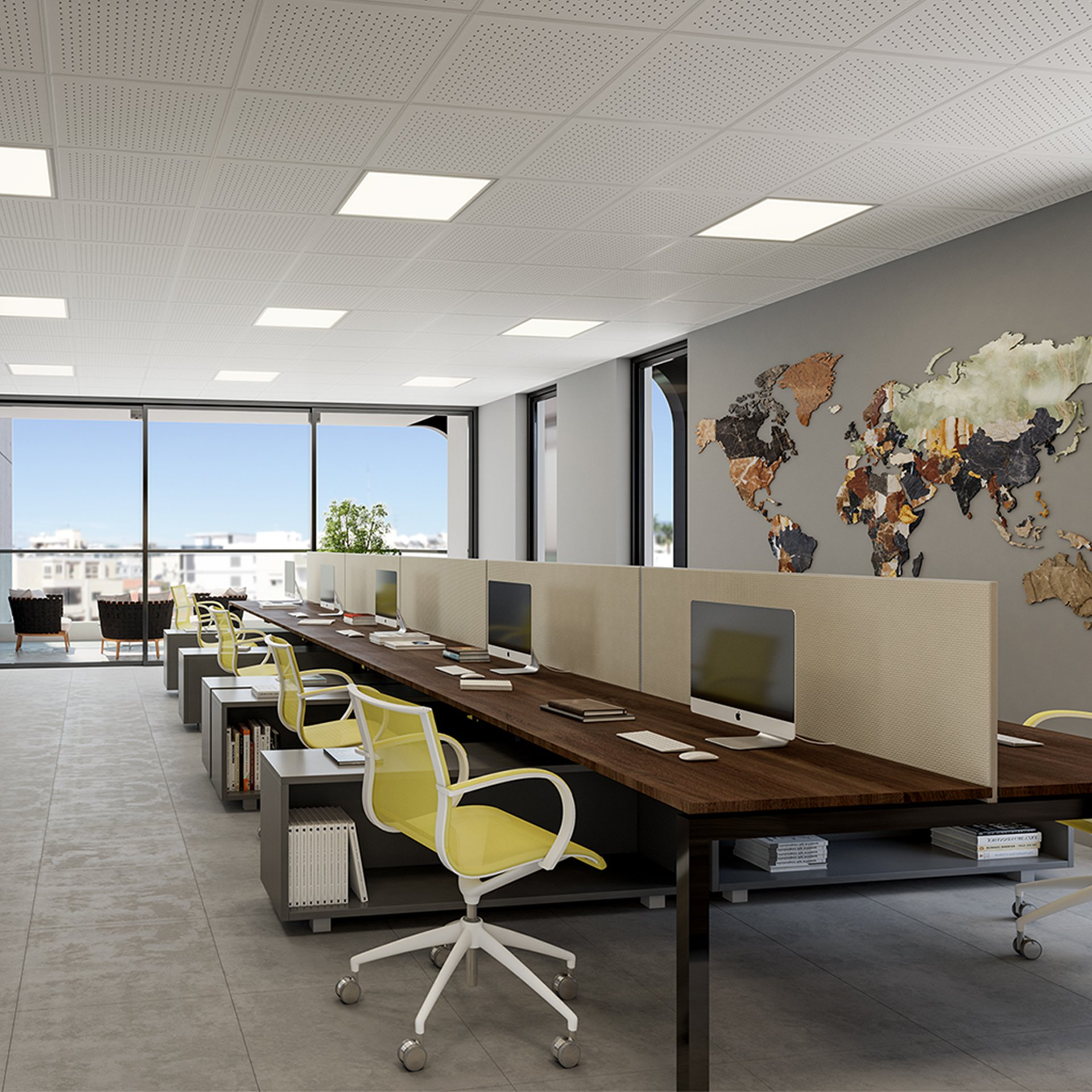 The Edge Business Centre Working Space