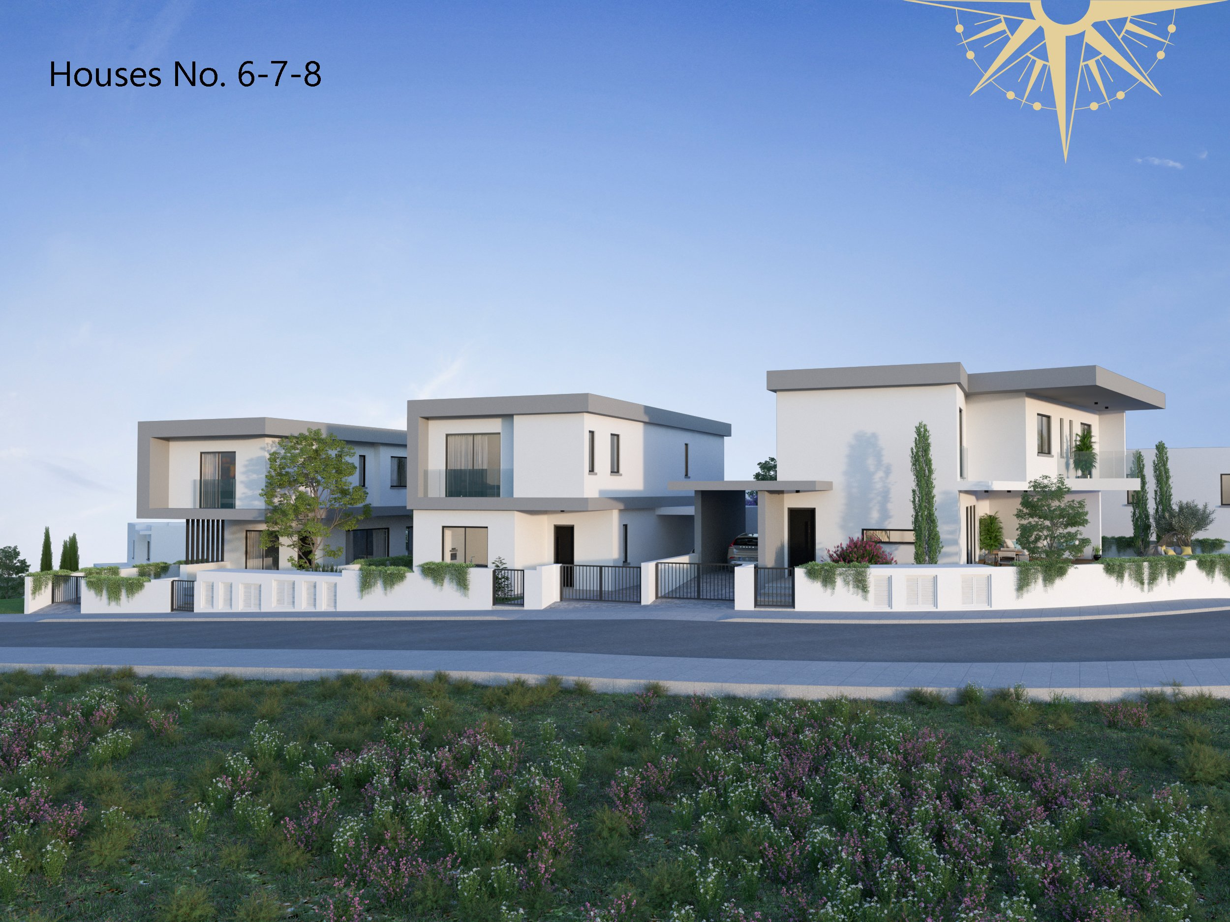 150 SE Project Houses 6-7-8